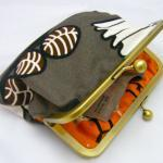 6&quot; Fabby Purse - Autum..