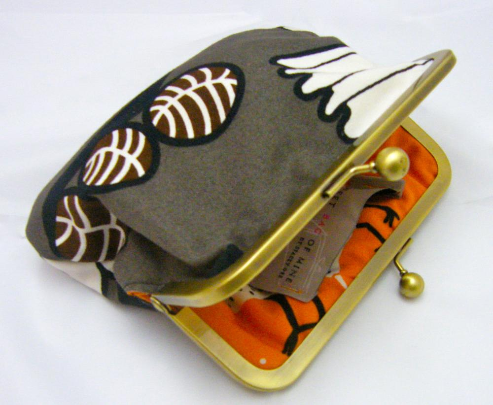6&quot; Fabby Purse - Autumn