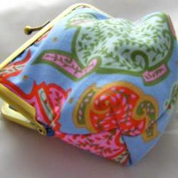 "4"" Silly Coin Purse - Tea Pots"