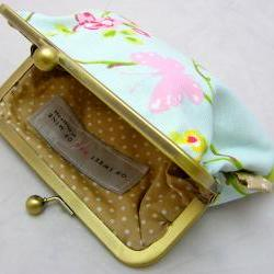 6&amp;quot; Fabby Purse - Spring  